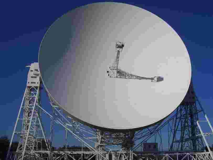 Pourquoi le télescope britannique Lovell fait désormais partie du patrimoine mondial de l'Unesco