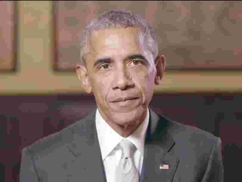 L'ancien président américain Barack Obama soutient officiellement Emmanuel Macron dans une vidéo