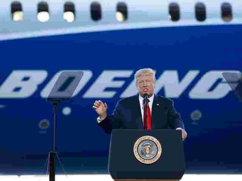 Donald Trump pense savoir ce que Boeing devrait faire après les crashs de ses 737 Max
