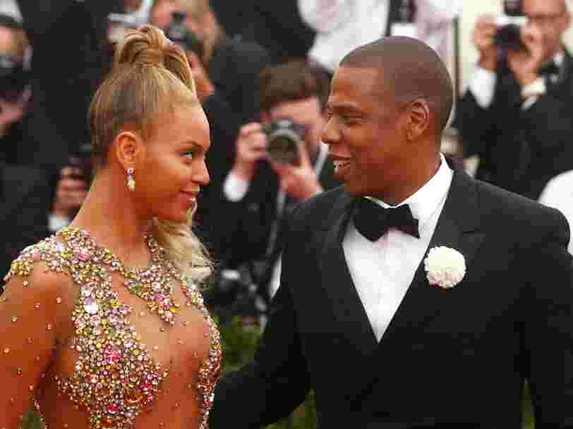 Jay-Z est le premier rappeur à devenir milliardaire