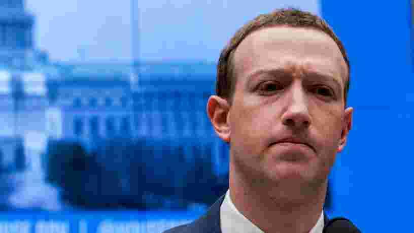 """Facebook a """"involontairement"""" récupéré les contacts de 1,5 million d'utilisateurs sans leur consentement"""