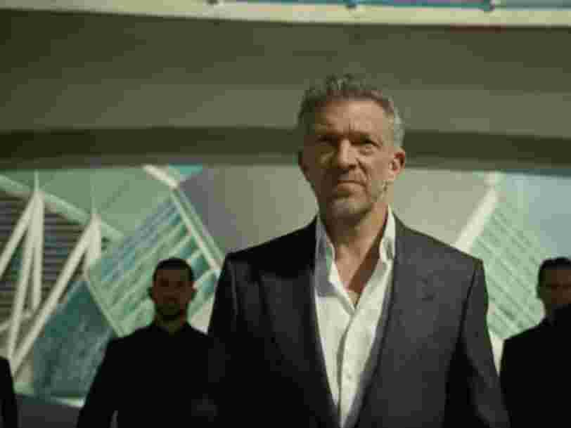 'Westworld' : Vincent Cassel fait une apparition dans le nouveau trailer de la saison 3