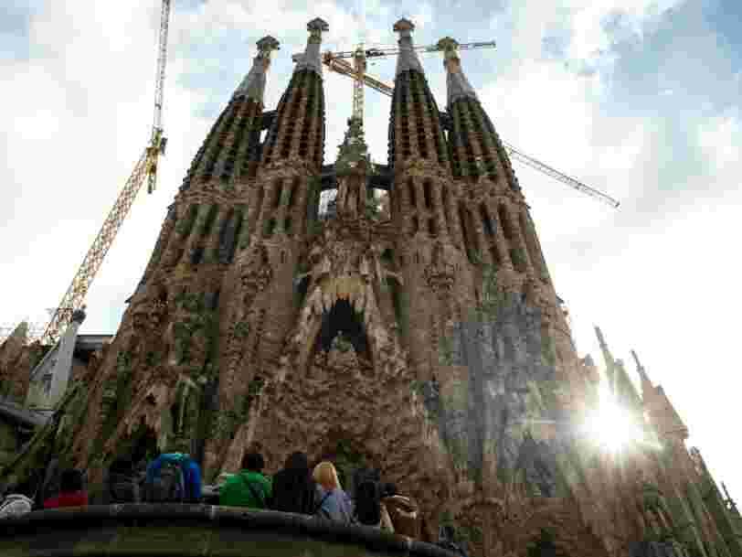 32 chefs d'œuvre d'architecture que tout le monde devrait voir une fois dans sa vie