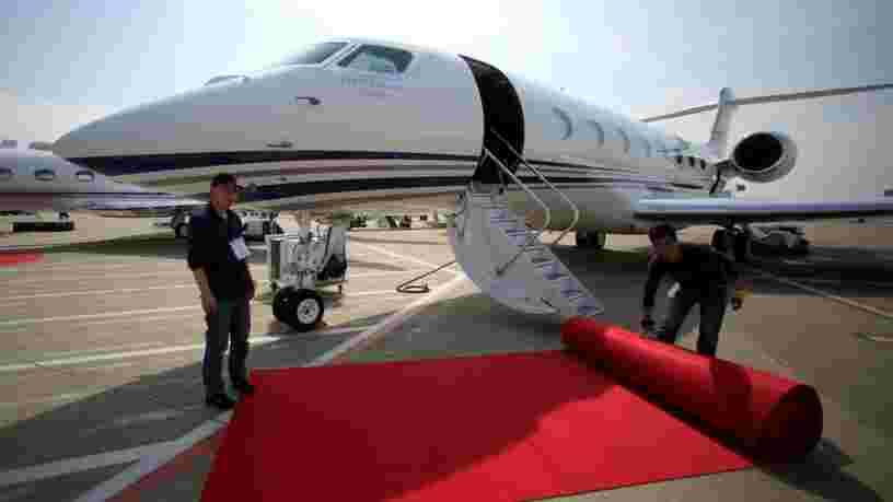D'Elon Musk à Bill Gates, ces milliardaires de la tech possèdent des jet privés