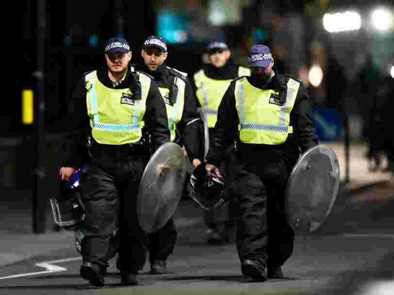 Une attaque terroriste fait 7 morts à Londres et de nombreux blessés —3 assaillants ont été tués
