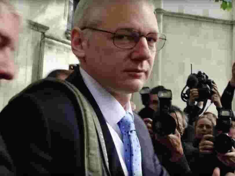 Un nouveau documentaire montre une facette troublante de Julian Assange