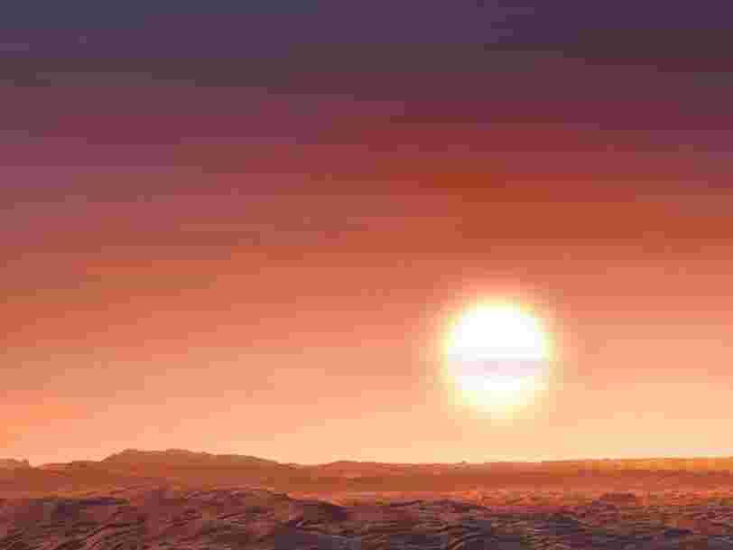 La NASA a découvert une planète avec trois soleils, encore mieux que dans Star Wars