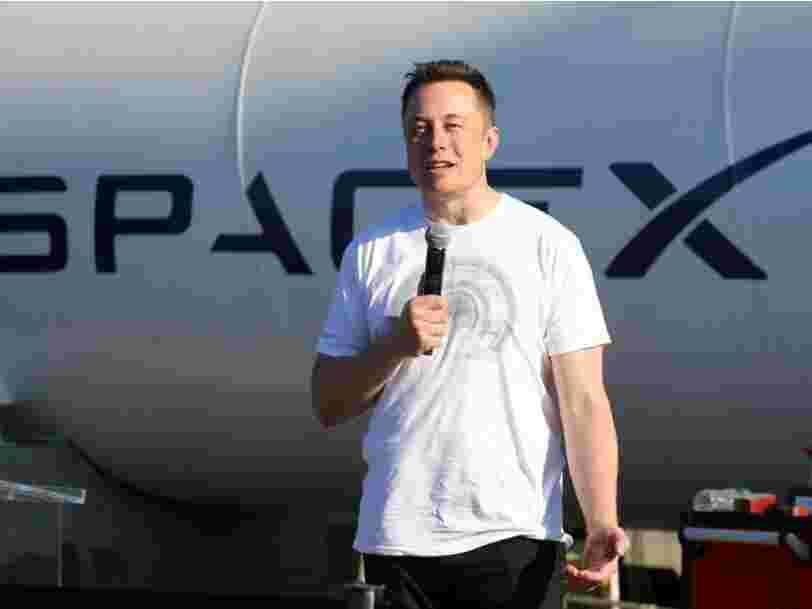 Les employés de SpaceX sont chargés d'embaucher des personnes 'meilleures qu'eux' — et ils recherchent 3 qualités