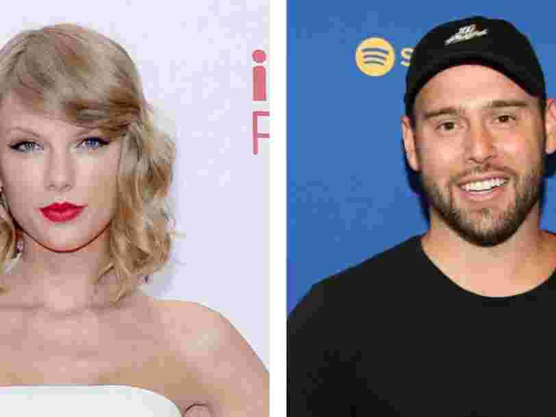 Taylor Swift en guerre contre le producteur Scooter Braun, désormais propriétaire de son catalogue