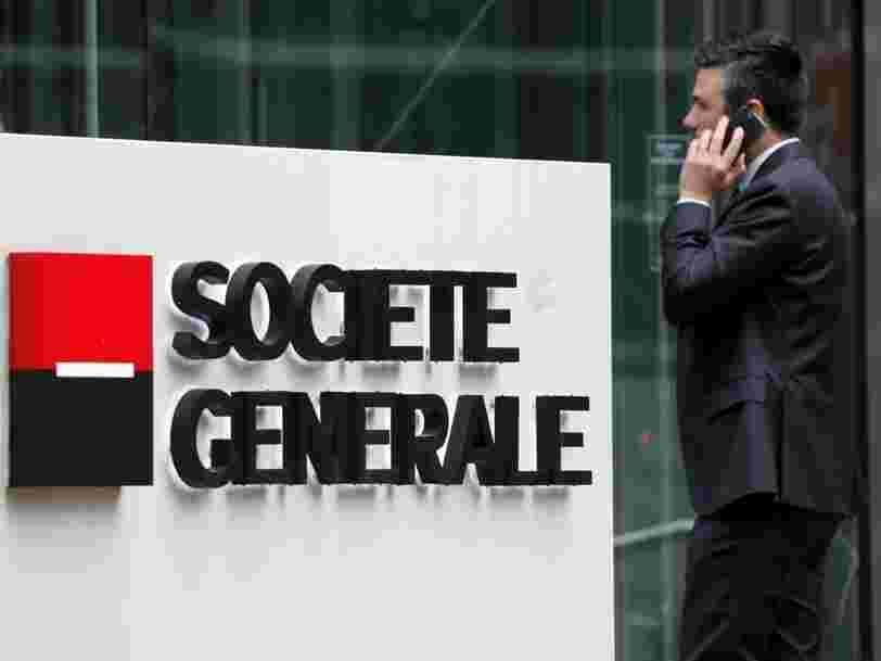Pourquoi il faut toujours éviter la Société Générale et les autres banques en Bourse, selon un gérant de portefeuille de Mirabaud