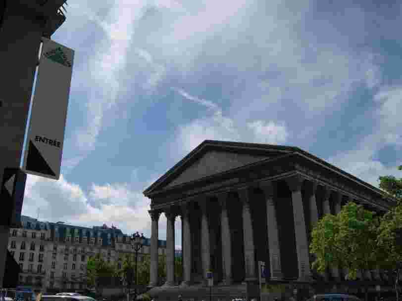 Le nouveau magasin Leroy Merlin de Paris veut tenir compte des besoins très particuliers des Parisiens — voici ce qu'on y trouve