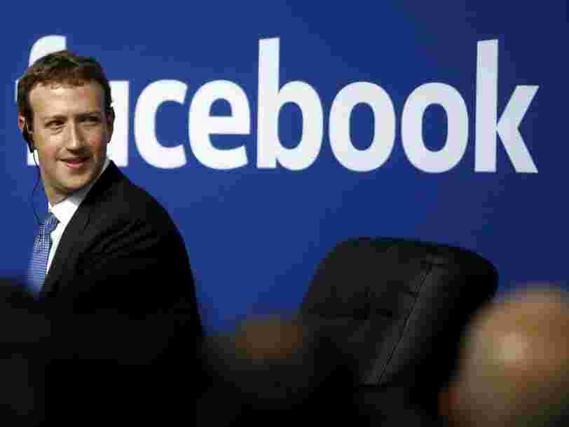 Facebook s'apprête à lancer une application TV pour regarder des vidéos