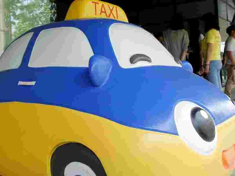 Le groupe japonais Softbank investit 5Mds$ dans le rival chinois d'Uber