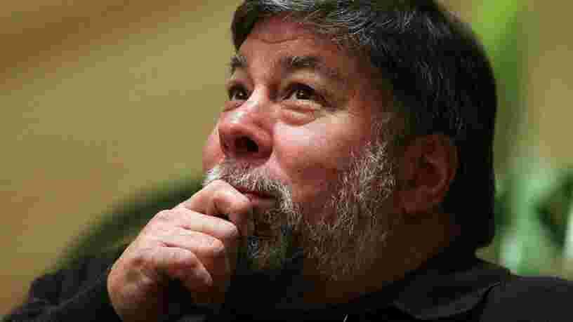 'Vous êtes le produit': Steve Wozniak, le co-fondateur d'Apple, quitte Facebook