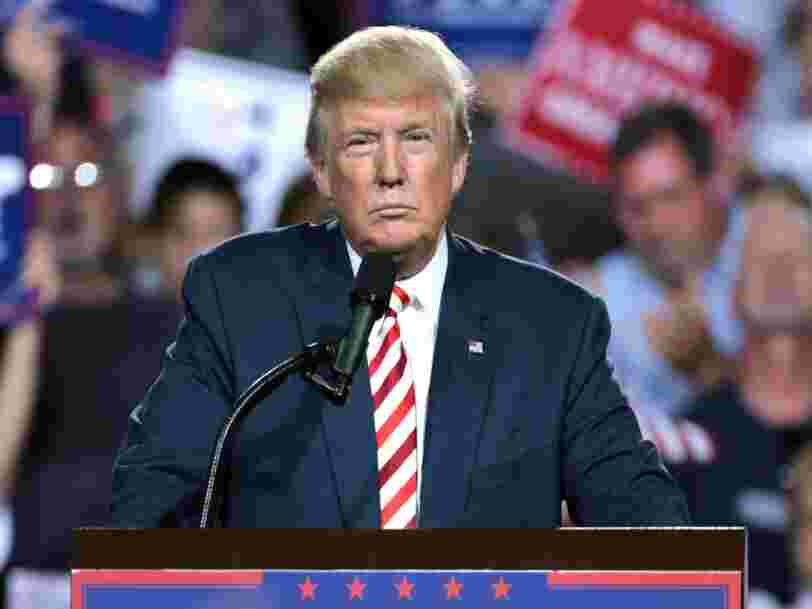 """Rien ne permet d'affirmer que Donald Trump est coupable de collusion avec la Russie mais le rapport Mueller """"ne l'exonère pas"""" sur un autre point"""