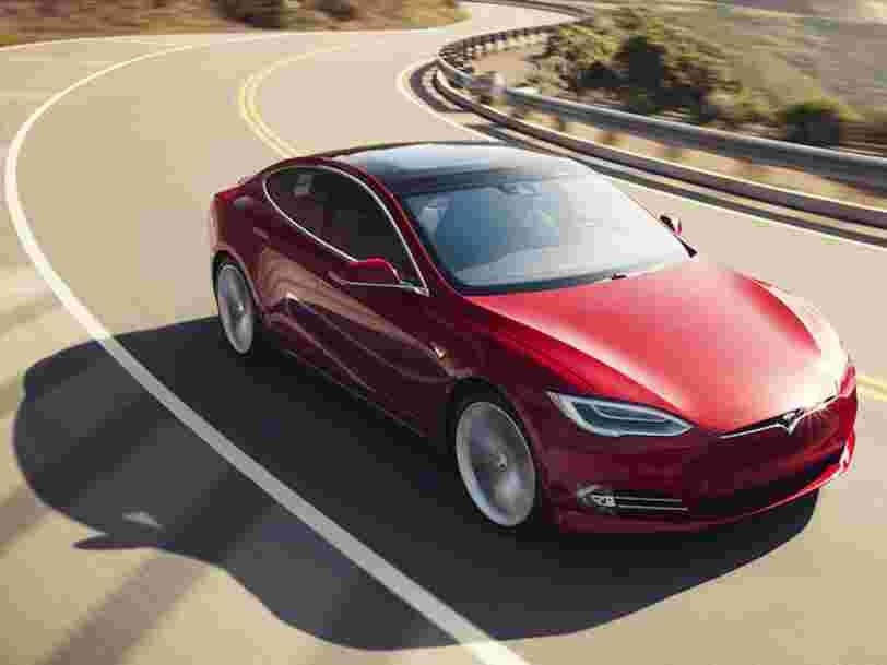 Tesla vient de battre Mercedes et BMW sur leur propre terrain