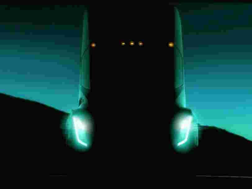 Tesla va tester la conduite autonome sur un camion électrique — il sera dévoilé en septembre