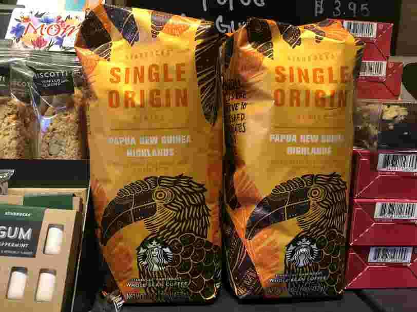 Nestlé verse 6Mds€ à Starbucks pour vendre aux millennials les produits de la chaîne américaine en dehors de ses cafés