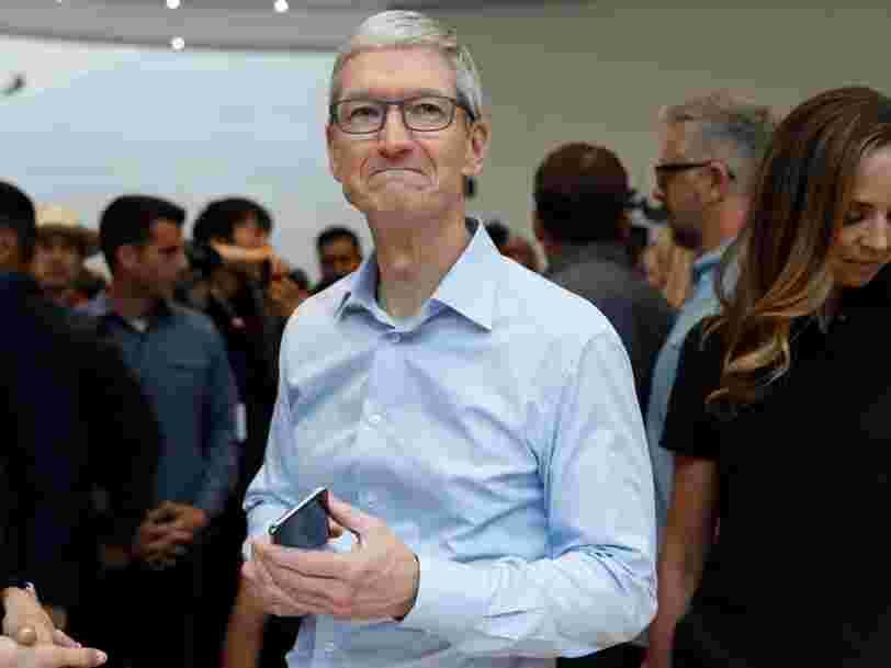 Apple a des nouveaux capteurs recouverts de plastique blanc sur ses voitures autonome