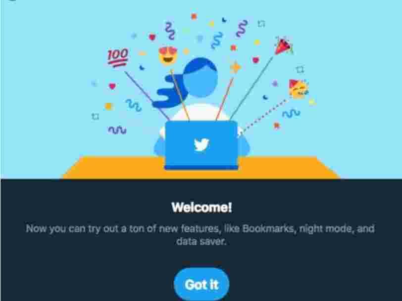 Twitter teste une refonte majeure de son site web sur ordinateur — voici un aperçu