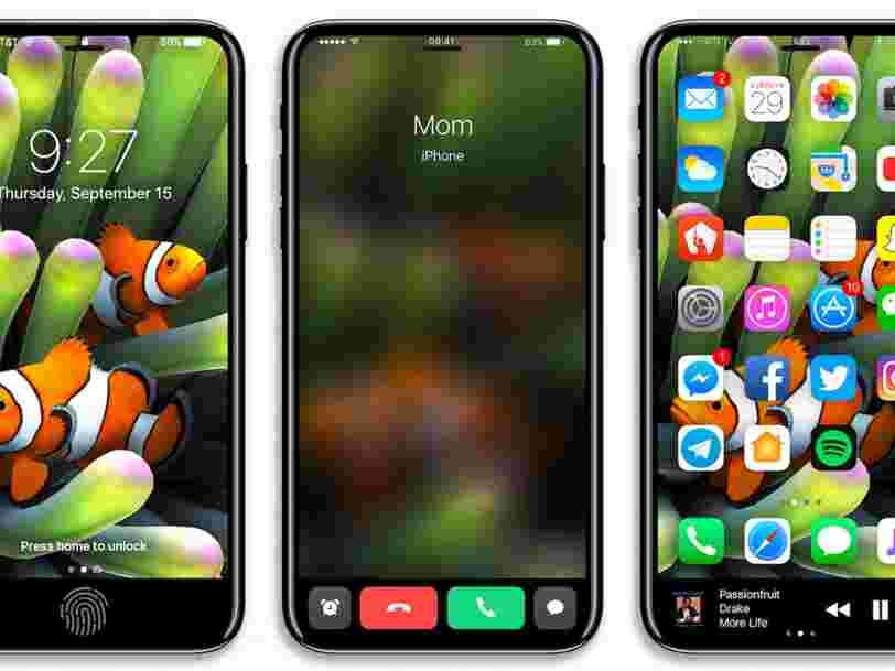 Une nouvelle photo conforte la rumeur selon laquelle les nouveaux iPhones se chargeront sans fil