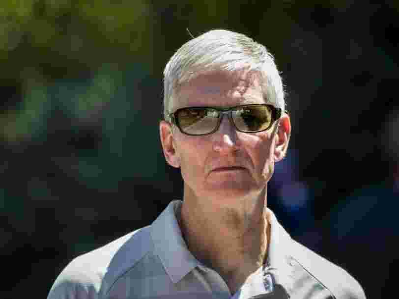 Apple va traquer vos appels et e-mails afin d'attribuer un 'indice de confiance' à votre appareil et lutter contre la fraude