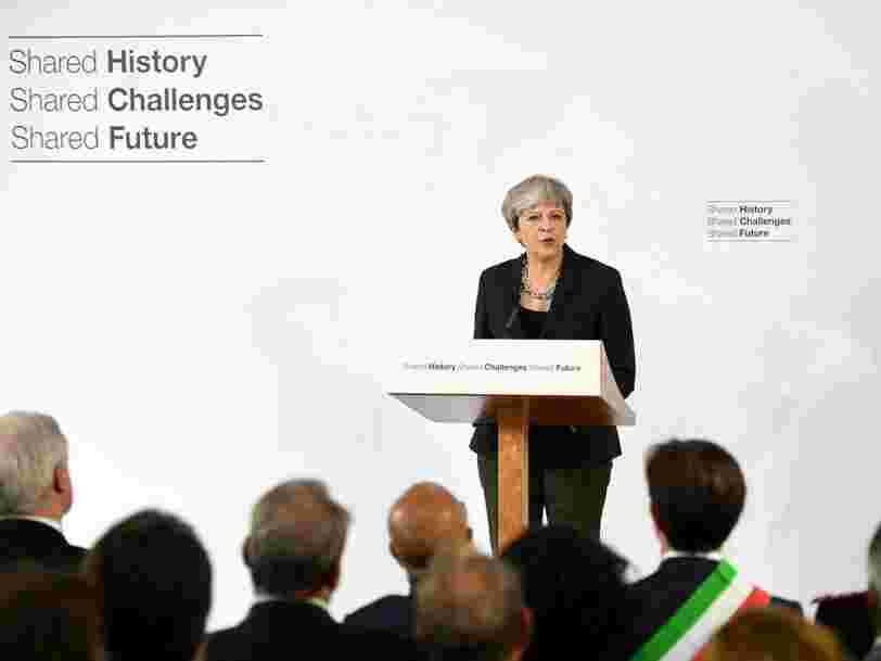Theresa May vient d'exposer comment elle imagine les futures relations entre le Royaume-Uni et l'UE et promet de contribuer encore au budget
