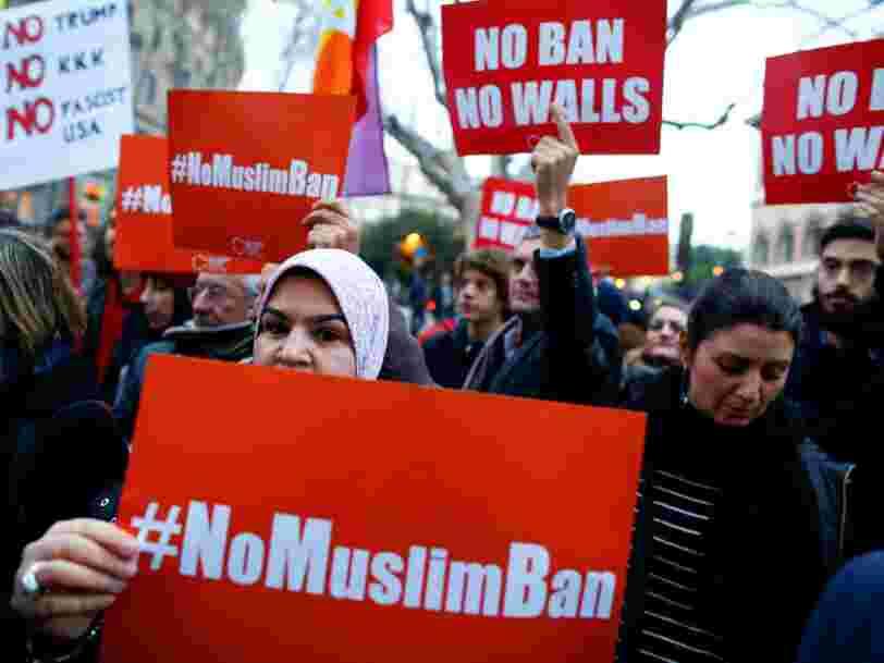Apple, Netflix et Twitter s'opposent juridiquement au décret anti-immigration de Donald Trump