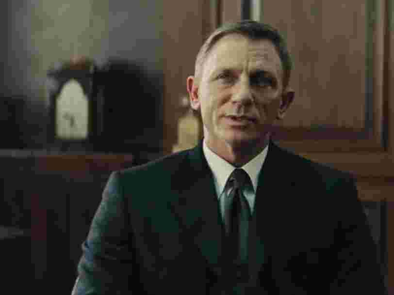 Tout ce qu'on sait déjà sur 'No Time to Die', le prochain James Bond