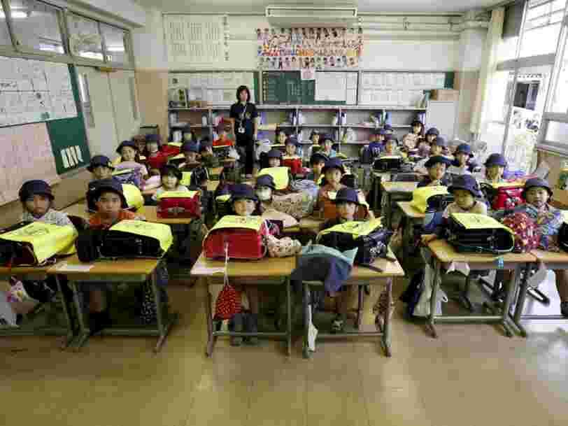 Voilà à quoi ressemblent les salles de classe dans 20 pays du monde