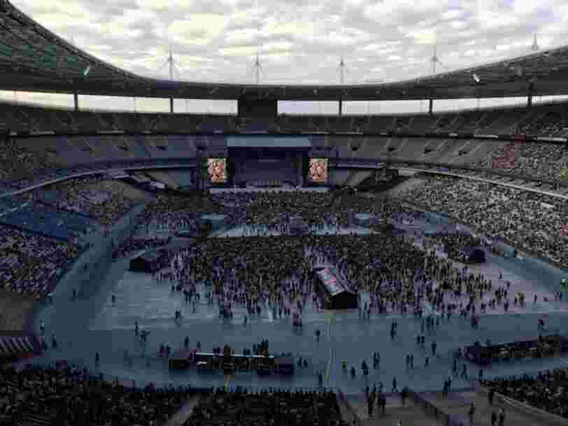 Il reste des places à 29€ pour voir la finale de la Coupe du monde avec Beyoncé et Jay-Z au Stade de France