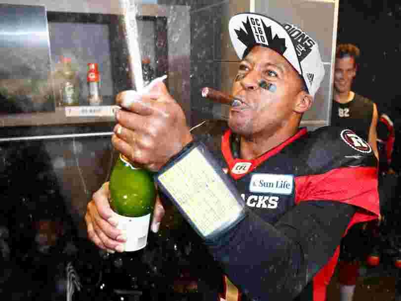 Les Britanniques ont intérêt à faire des réserves de champagne avant le 31 décembre