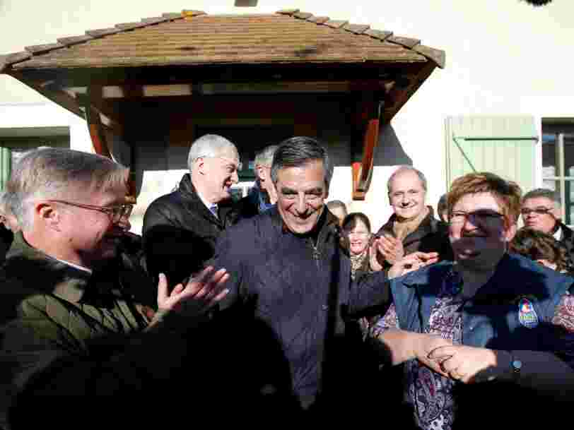 L'équipe de campagne de François Fillon ratisse large — de NKM à la Manif pour tous