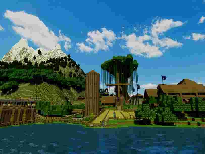 'Minecraft' reste un des jeux vidéo les plus populaires au monde, avec près de 75 millions d'utilisateurs par mois