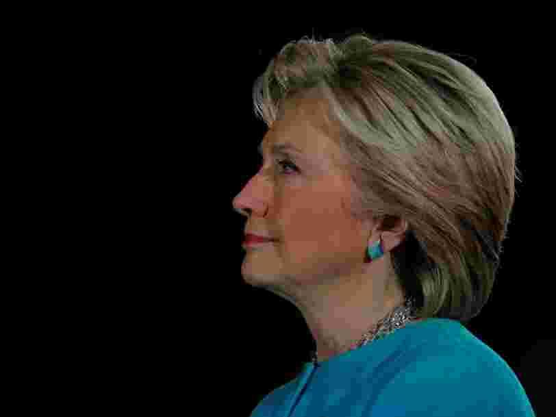 Les derniers sondages placent Hillary Clinton en position de gagner l'élection présidentielle aux Etats-Unis