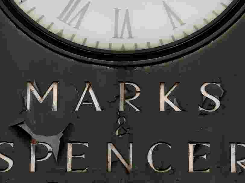 Marks & Spencer ferme 7 magasins en France —517 salariés sont concernés par cette réorganisation