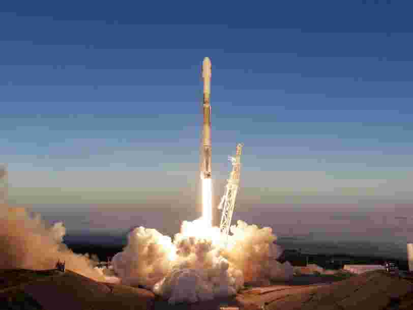 SpaceX se prépare à un lancement de satellites pour le Canada à 1Md $