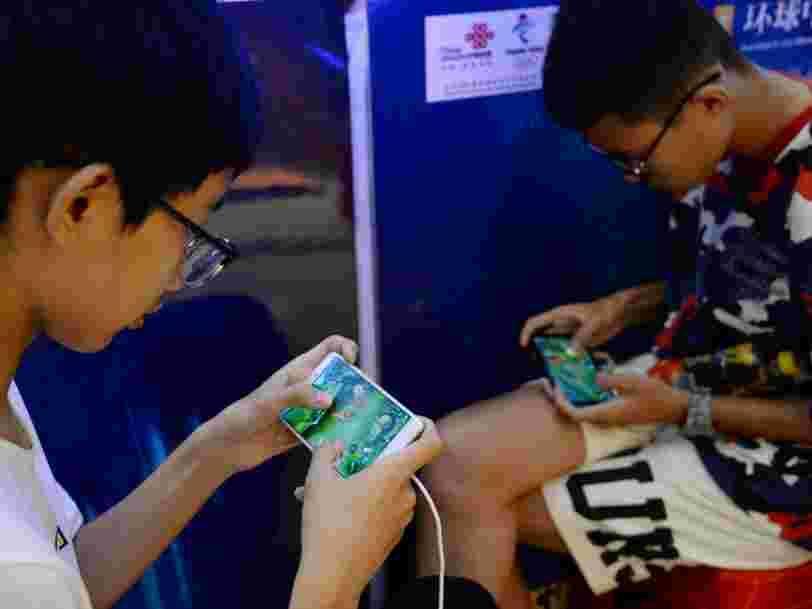 La dépendance aux jeux vidéo a déclenché une guerre culturelle en Chine — et elle a d'énormes répercussions pour le plus grand éditeur de jeux au monde