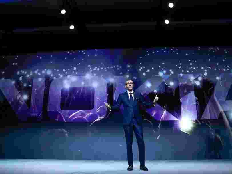 Google discuterait du rachat du haut débit embarqué de Nokia