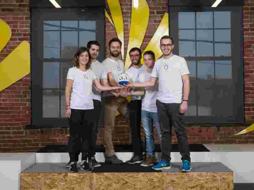 La cofondatrice d'une startup française accompagnée par Techstars dévoile le premier bénéfice concret de l'accélérateur