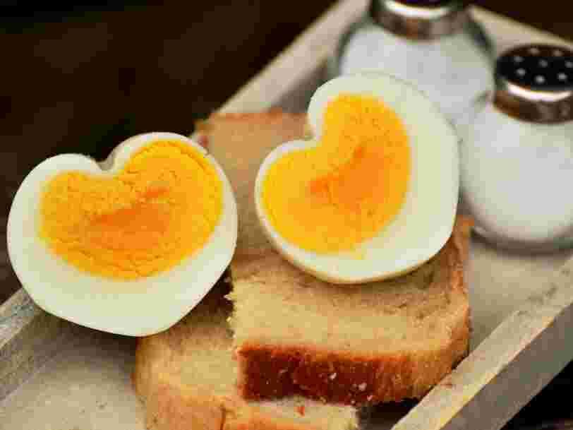 Manger un œuf chaque jour pourrait réduire considérablement vos risques de maladies cardiaques, selon une nouvelle étude