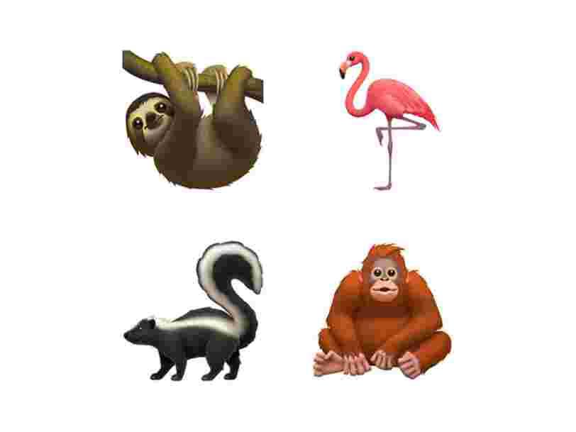 Découvrez les nouveaux emojis qui vont arriver sur iPhone cet automne