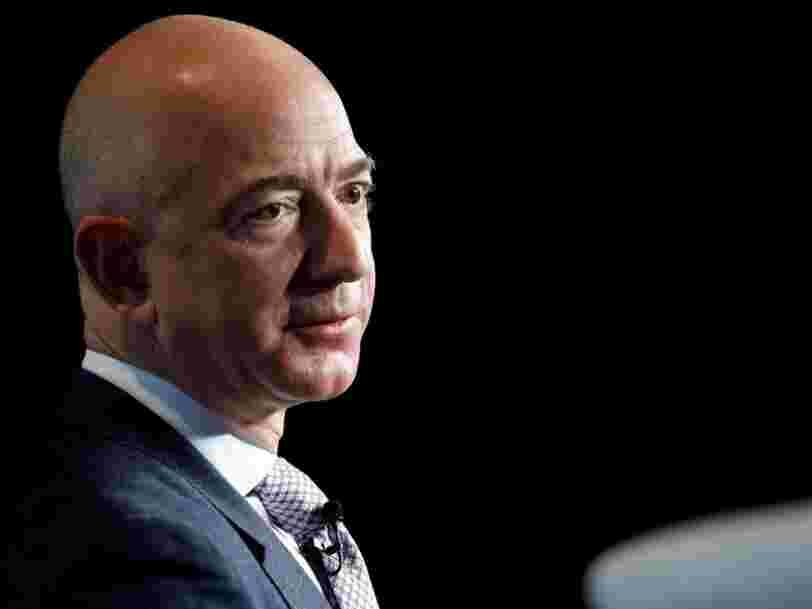 Amazon publie des résultats bien en deçà des attentes de Wall Street