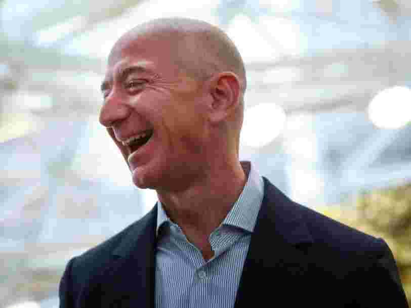 Jeff Bezos vient enfin de révéler combien de personnes payent pour Amazon Prime