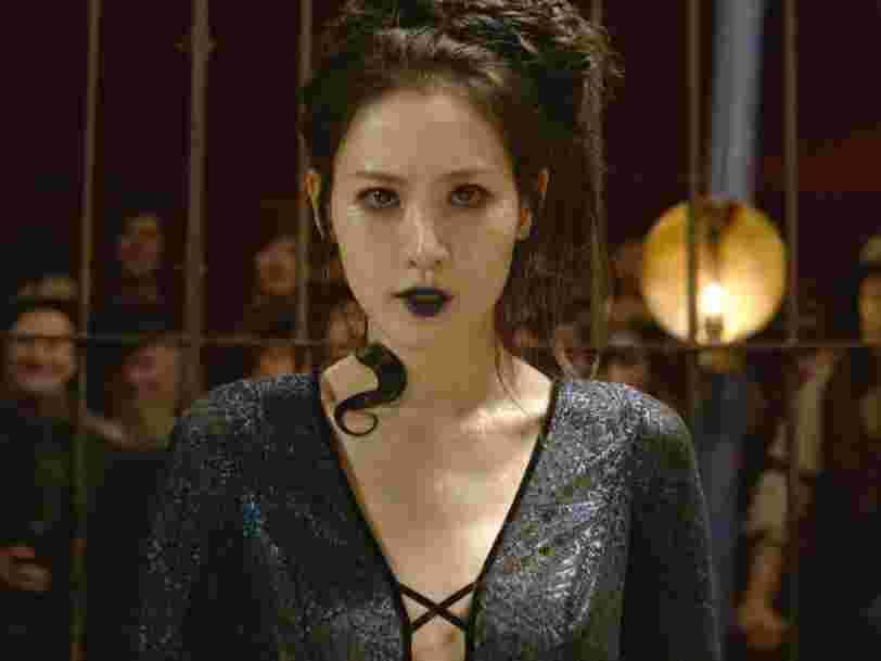 J.K. Rowling assure avoir donné un gros indice sur Nagini dans les livres 'Harry Potter'