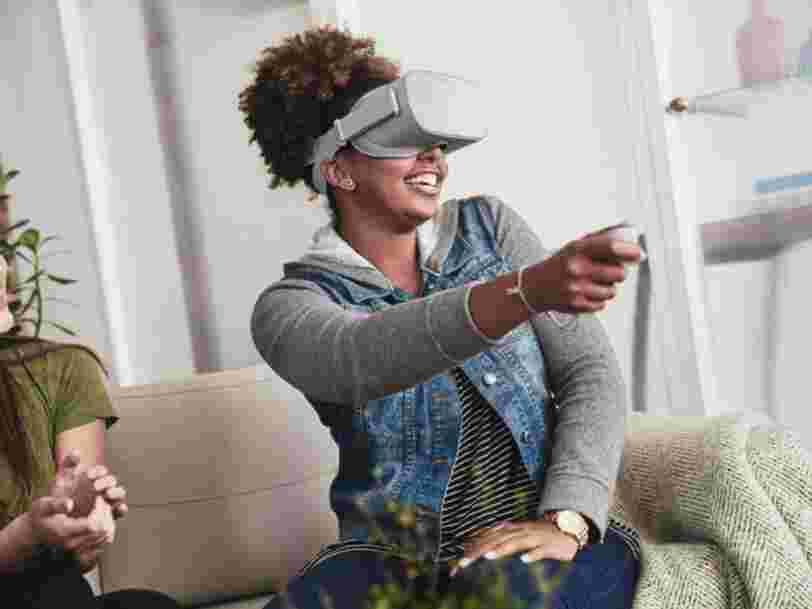 Facebook lance un nouveau casque de réalité virtuelle à 200$ qui permet de se passer de smartphone et PC