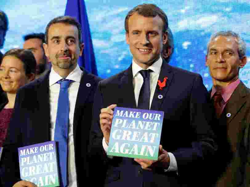 On vous présente les 18 premiers scientifiques choisis pour réaliser le projet d'Emmanuel Macron pour la planète