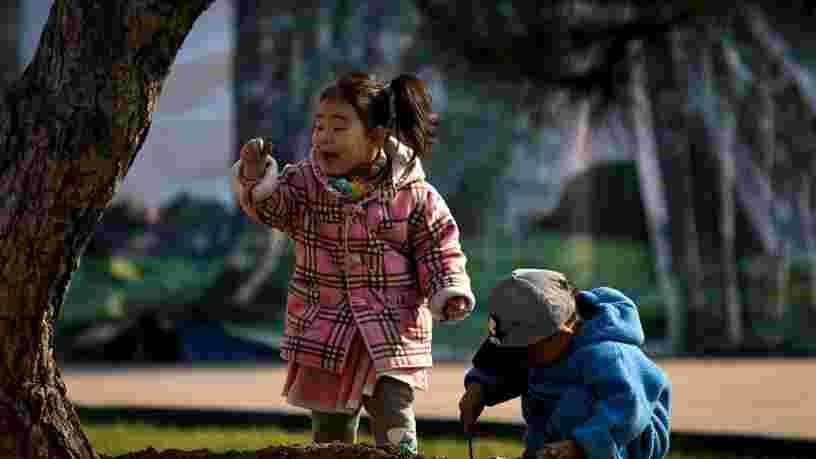 Les 25 pays qui comptent le moins d'enfants