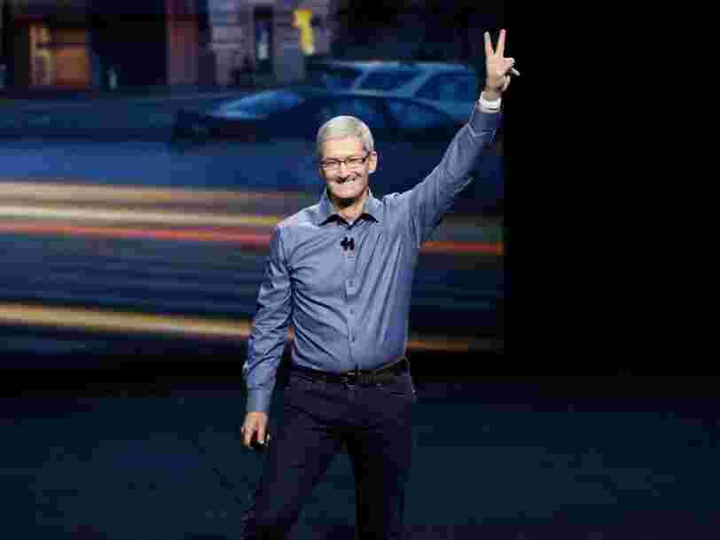 Voici tout ce qu'Apple devrait annoncer à l'occasion de son grand événement annuel