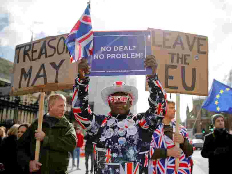 BREXIT: Les expatriés français à Londres doivent-ils s'inquiéter?